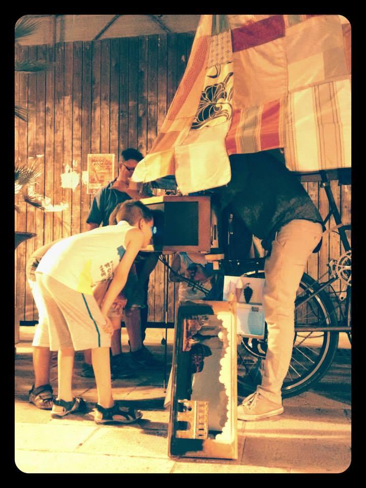 Spettacolo Circo Luce